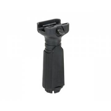 Vertical Rail Fore Grip 2 pcs - Black