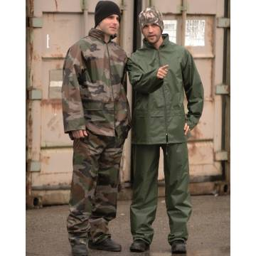 Mil-Tec Wet Weather Suit - Olive