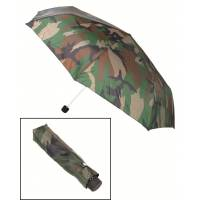 Mil-Tec Pocket Umbrella - Woodland