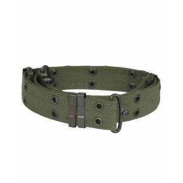 Mil-Tec US BDU Combat Belt 30mm - Olive