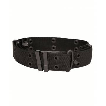 Mil-Tec US BDU Combat Belt 30mm - Black
