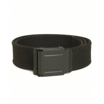 Mil-Tec Safety Buckle 40mm Belt - Black