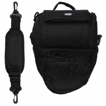 MFH Shoulder Bag Skout Molle - Black