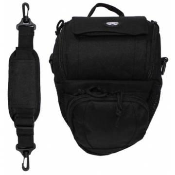 MFH Shoulder Bag Skout Molle - Black