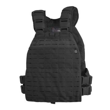 Pentagon ZEUS Plate Carrier Laser Cut - Black