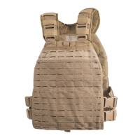 Pentagon ZEYS Plate Carrier Laser Cut - Coyote