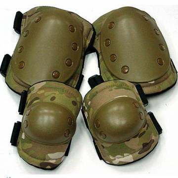 Knee and Elbow Pads Set - Multicam