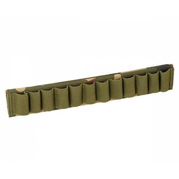 Shotgun Ammo Belt (12 Shells) Woodland