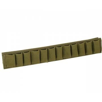 Shotgun Ammo Belt (12 Shells) Olive