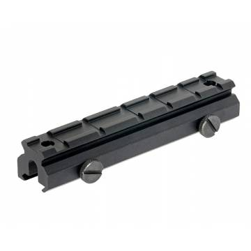 Higher Mount Base 22mm Rail