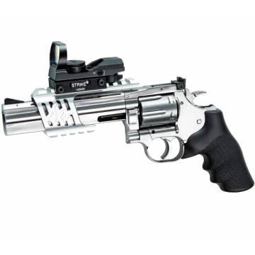 Dan Wesson 715 6 Inch 4,5mm Silver - Full Metal