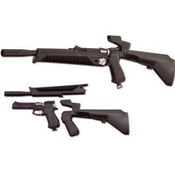 Baikal MP-651KC Airgun Pistol Kit