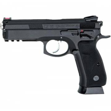 ASG CZ SP-01 Shadow (Blowback) Black