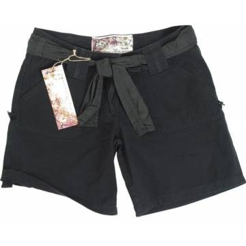 Mil-Tec Army Woman Shorts - Black