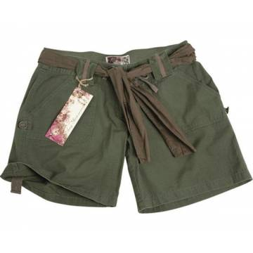 Mil-Tec Army Woman Shorts - Olive