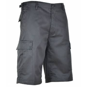 Mil-Tec BDU Short Pants - Black