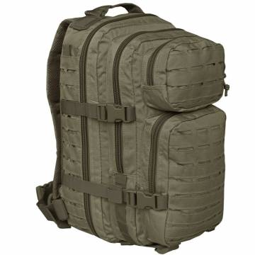 Mil-Tec US Assault Pack S Laser Cut - Olive