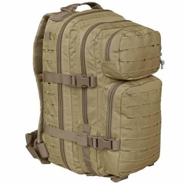 Mil-Tec US Assault Pack S Laser Cut - Coyote