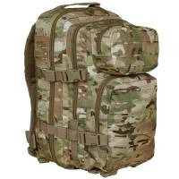 Mil-Tec US Assault Pack S Laser Cut - Multicam