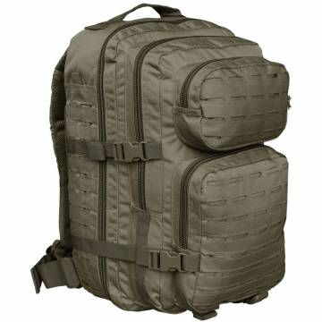 Mil-Tec US Assault Pack L Laser Cut - Olive