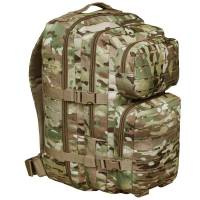 Mil-Tec US Assault Pack L Laser Cut - Multicam