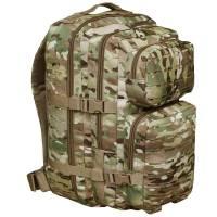 Mil-Tec US Assault Pack L Laser Cut - Multicam