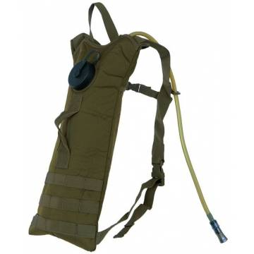 Mil-Tec Basic Water Pack w/ Straps - Olive