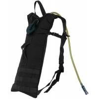 Mil-Tec Basic Water Pack w/ Straps - Black