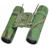 Mil-Tec Foldable Binocular 10x25 - Camo