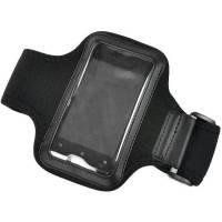 Mil-Tec Tactical Phone Arm Band - Black