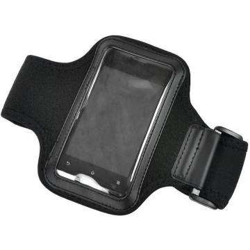 Mil-Tec Tactical Phone Arm Band - Black