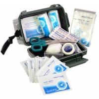 Mil-Tec First Aid Kit Waterproof - Olive