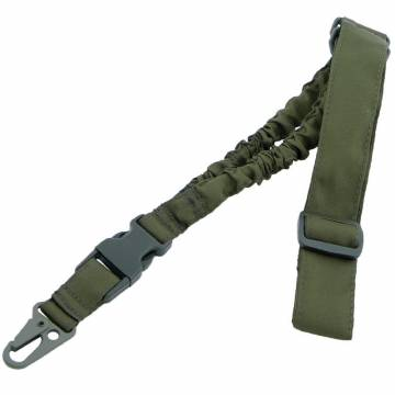 Mil-Tec Basic One Point Bungee Sling - Olive