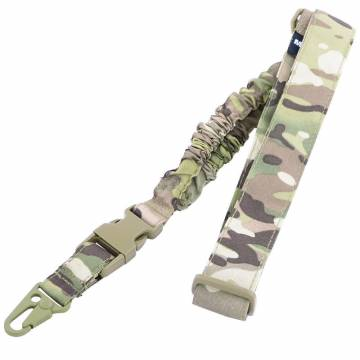 Mil-Tec Basic One Point Bungee Sling - Multicam