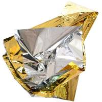 MFH Emergency Blanket - Silver / Gold