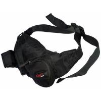 MFH Waist Bag w/ Phone Pocket - Black