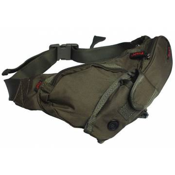MFH Waist Bag w/ Phone Pocket - Olive