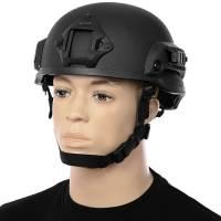 MFH US Helmet MICH 2002 - Black
