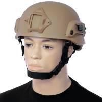 MFH US Helmet MICH 2002 - Coyote
