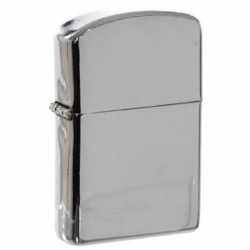 MFH Windproof Lighter Polished