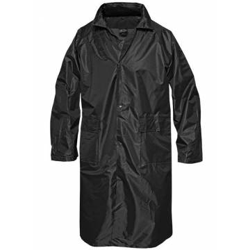 Mil-Tec Wet Weather Coat - Black