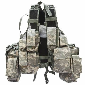Mil-Tec South African Assault Vest - ACU