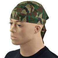 Mil-Tec Headwrap (Badana) Woodland