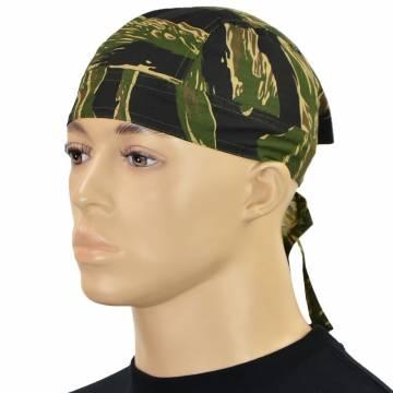 Mil-Tec Headwrap (Badana) Tiger Stripe