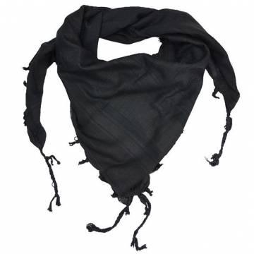 Mil-Tec Shemagh 110x110cm - Black