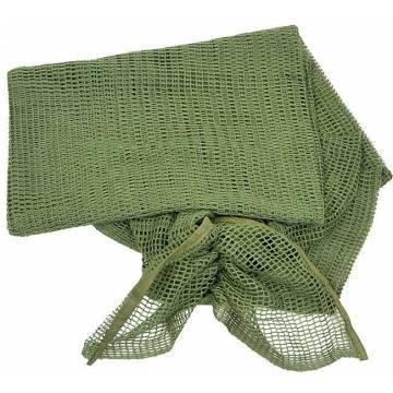 Mil-Tec Net Scarf 190x90cm - Olive
