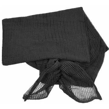 Mil-Tec Net Scarf 190x90cm - Black