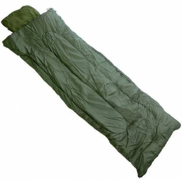 Mil-Tec Pilot Sleeping Bag.- Olive