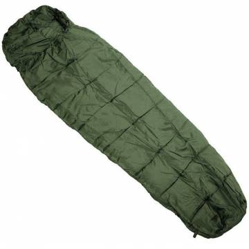 Mil-Tec Commando Sleeping Bag - Olive