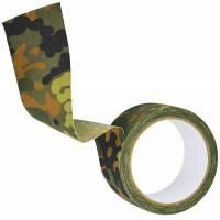 Mil-Tec Adhesive Tape (10m) Flecktarn